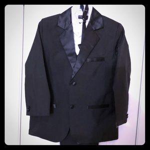 Other - Boys Size 12 Tuxedo Set